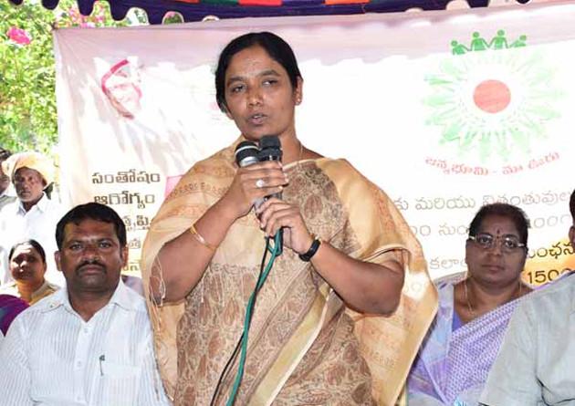 Paritala-Sunita
