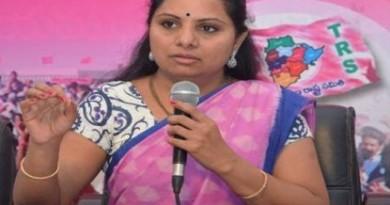 TRS-MP-Kavitha