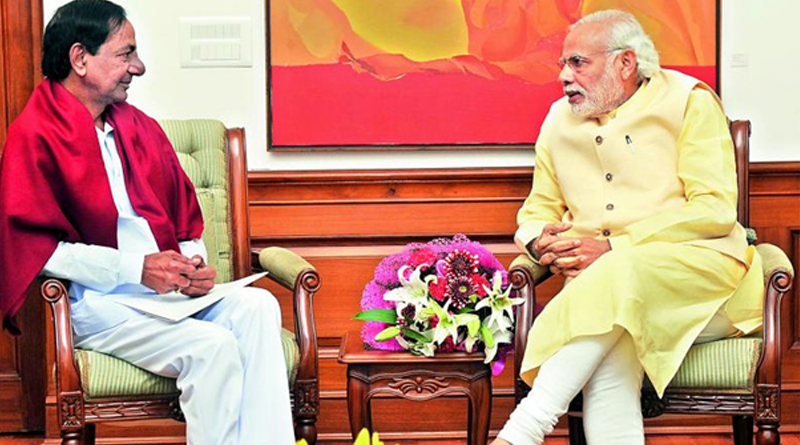 meet-the-cm-kcr-with-prime-minister-today
