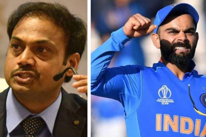 BCCI announce india team