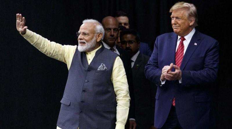 Donald Trump Prime Minister Narendra Modi