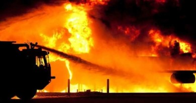ongc fire accident