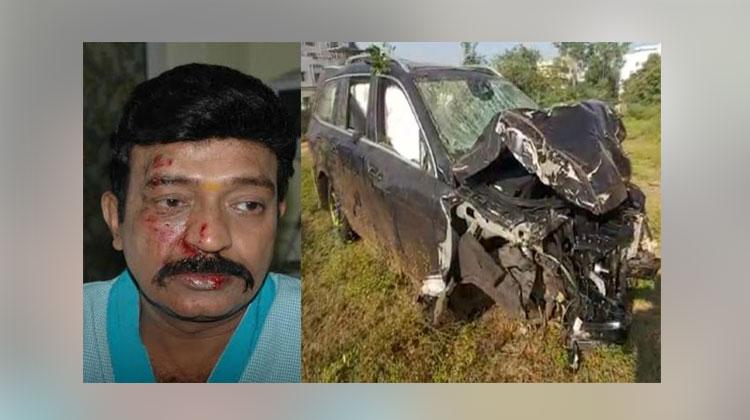 hero-rajasekhar-car-accident-escapes