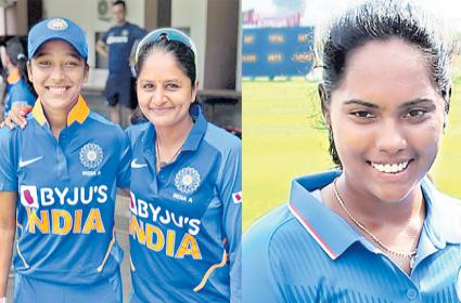 Indians-Womens