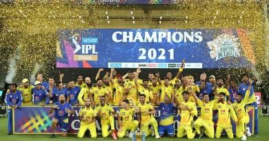 ఐపీల్ (IPL2021) టైటిల్ గెలిచిన చెన్నై(CSK)